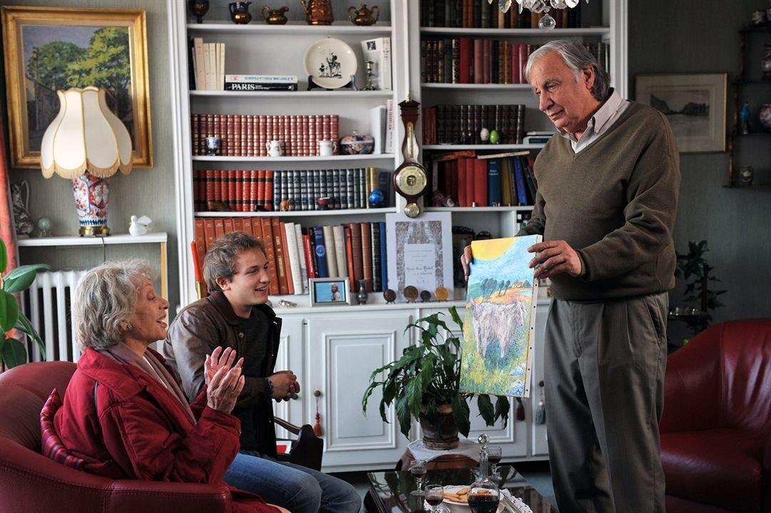 Les Souvenirs : Photo Annie Cordy, Jacques Boudet, Mathieu Spinosi