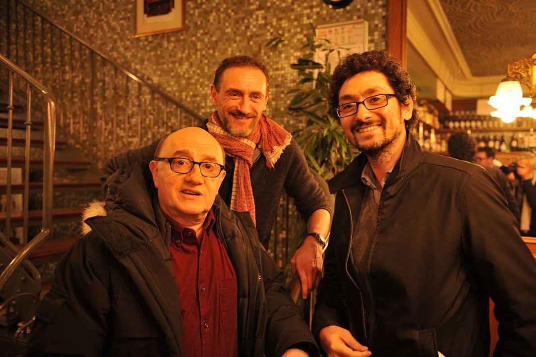 Les Souvenirs : Photo David Foenkinos, Jean-Paul Rouve, Michel Blanc