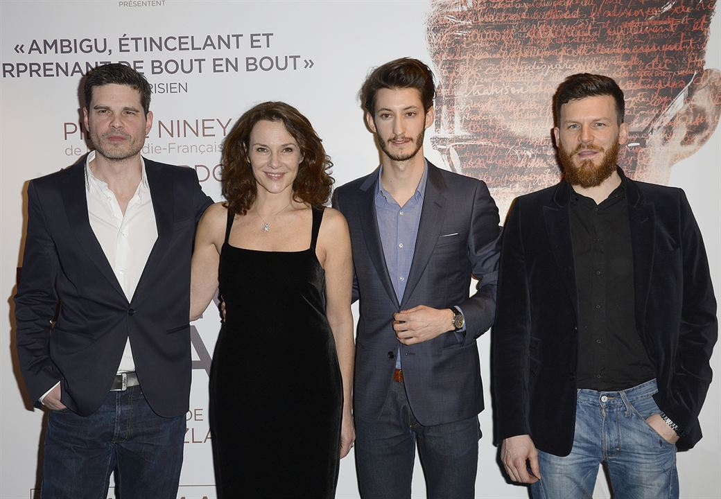 Un homme idéal : Photo promotionnelle Pierre Niney, Thibault Vinçon, Valeria Cavalli, Yann Gozlan