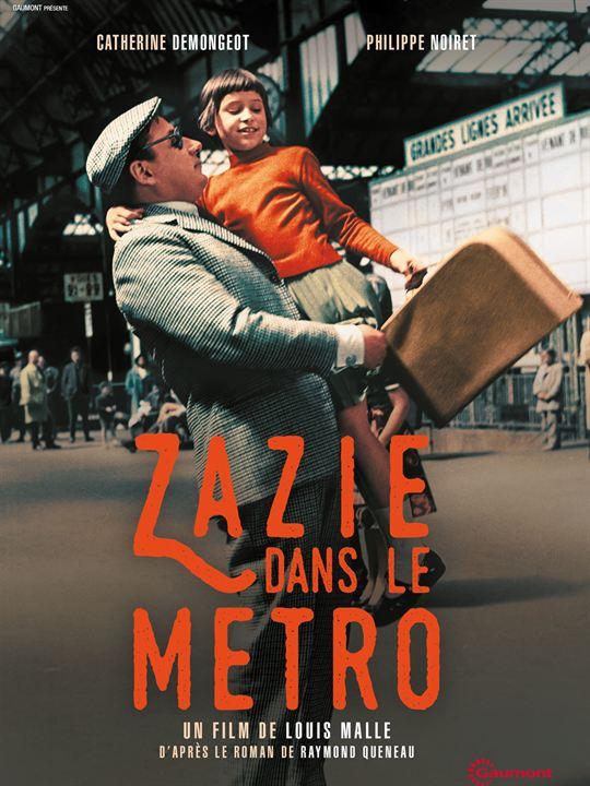 Zazie dans le metro book