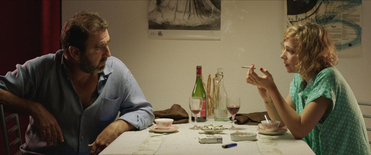 Les Rois du monde: Céline Sallette, Eric Cantona