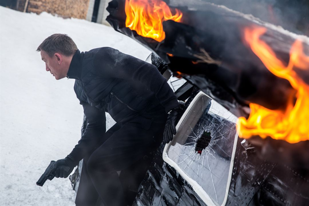 007 Spectre: Daniel Craig
