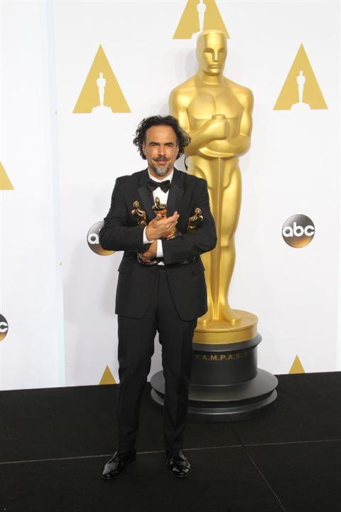 Photo promotionnelle Alejandro González Iñárritu