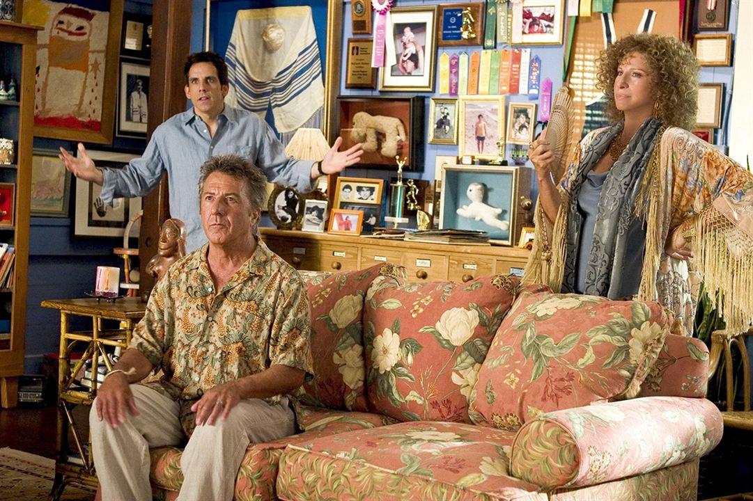 Mon beau-père, mes parents et moi: Barbra Streisand, Dustin Hoffman, Robert De Niro