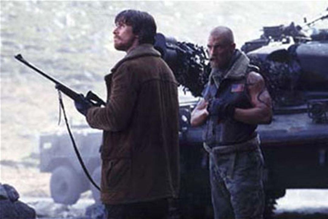 Le Règne du feu: Matthew McConaughey, Rob Bowman, Christian Bale