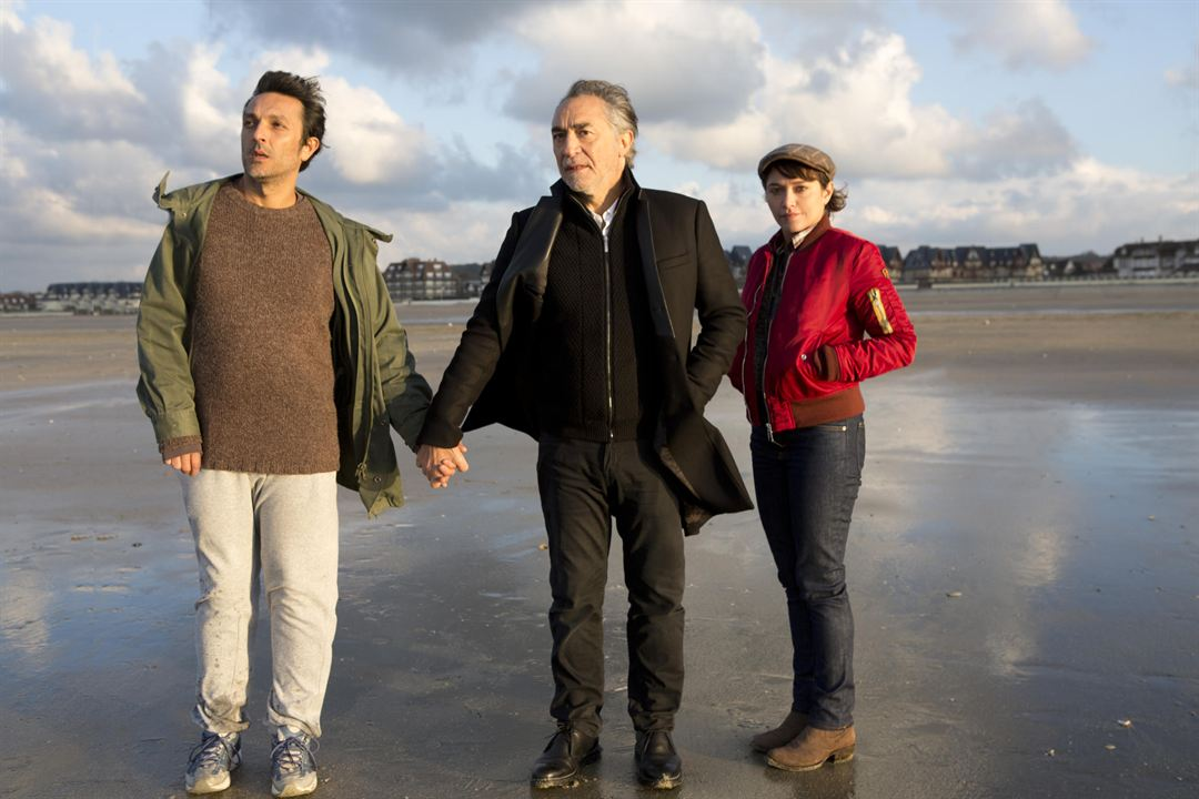 Photo Emma de Caunes, Olivier Sitruk, Richard Berry