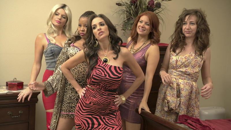 Photo Andrea Savage, Casey Wilson, Danielle Schneider, Kristen Schaal, Tymberlee Hill