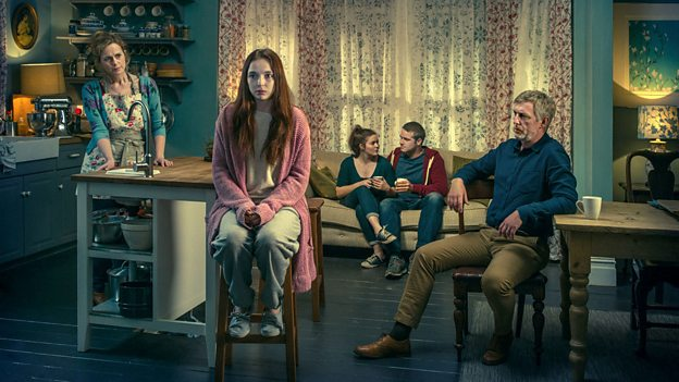 Photo Jodie Comer, Joe Layton (II), Katherine Rose Morley, Natasha Little, Stuart Graham