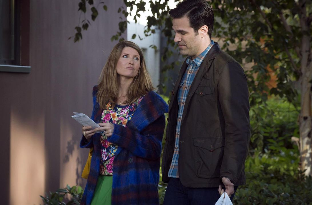 Photo Rob Delaney, Sharon Horgan