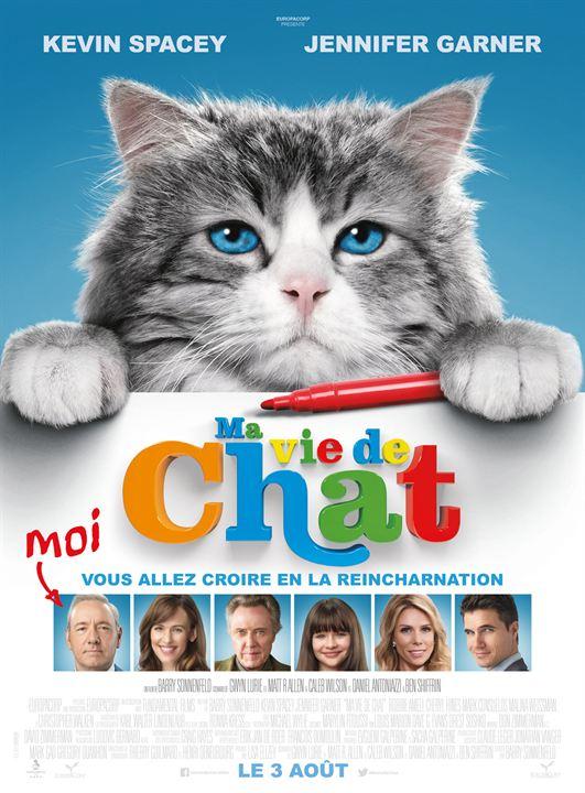 Ma vie de chat : Affiche