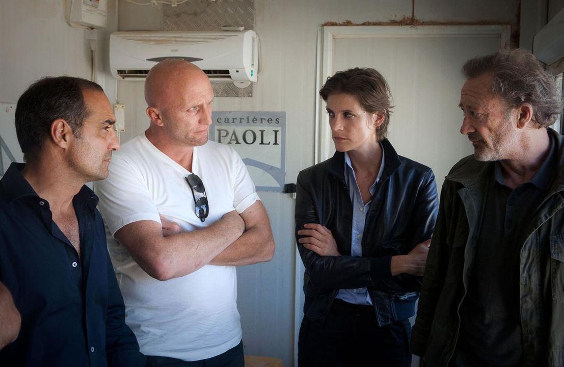 Photo Carlo Brandt, Eric Fraticelli, Hélène Fillières, Paul Garatte