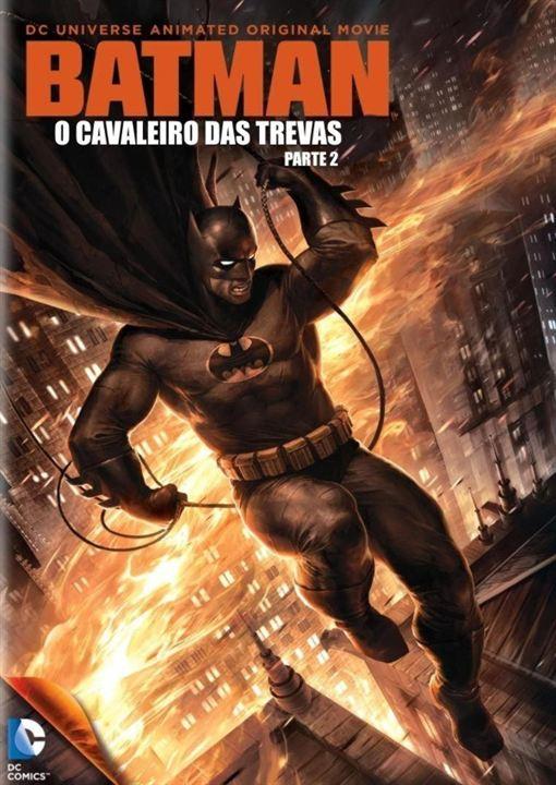 Batman: The Dark Knight Returns, Part 2 : Affiche
