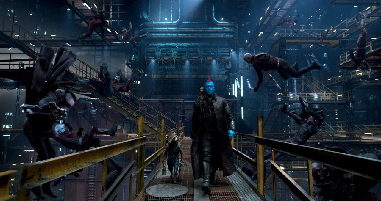 Les Gardiens de la Galaxie 2 : Photo Michael Rooker