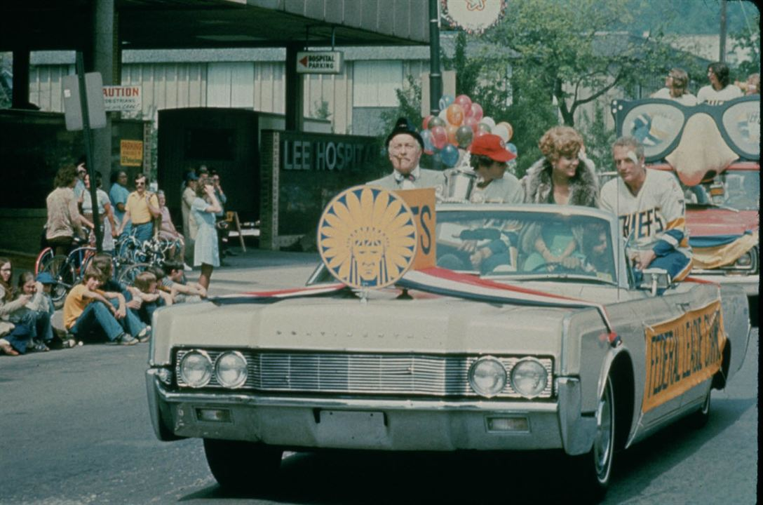 La Castagne : Photo Lindsay Crouse, Paul Newman, Strother Martin