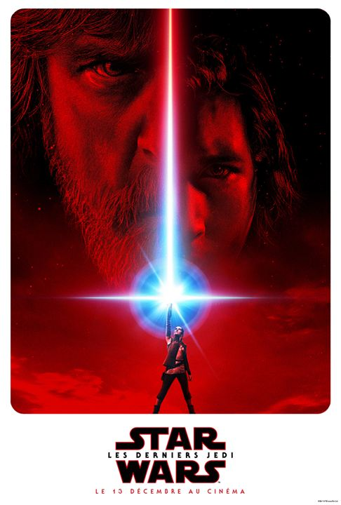 Star Wars - Les Derniers Jedi : Affiche