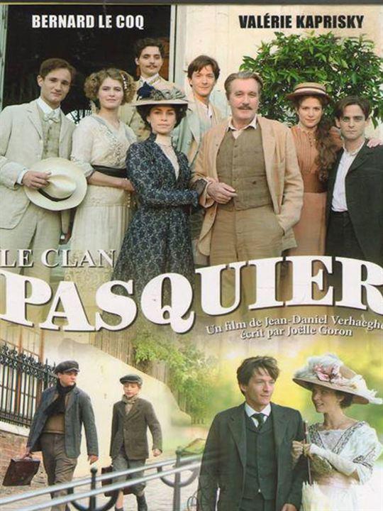 Le Clan Pasquier : Affiche