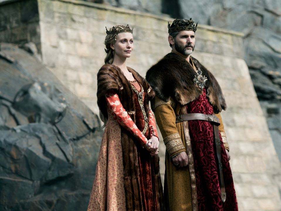 Le Roi Arthur: La Légende d'Excalibur: Eric Bana, Poppy Delevingne