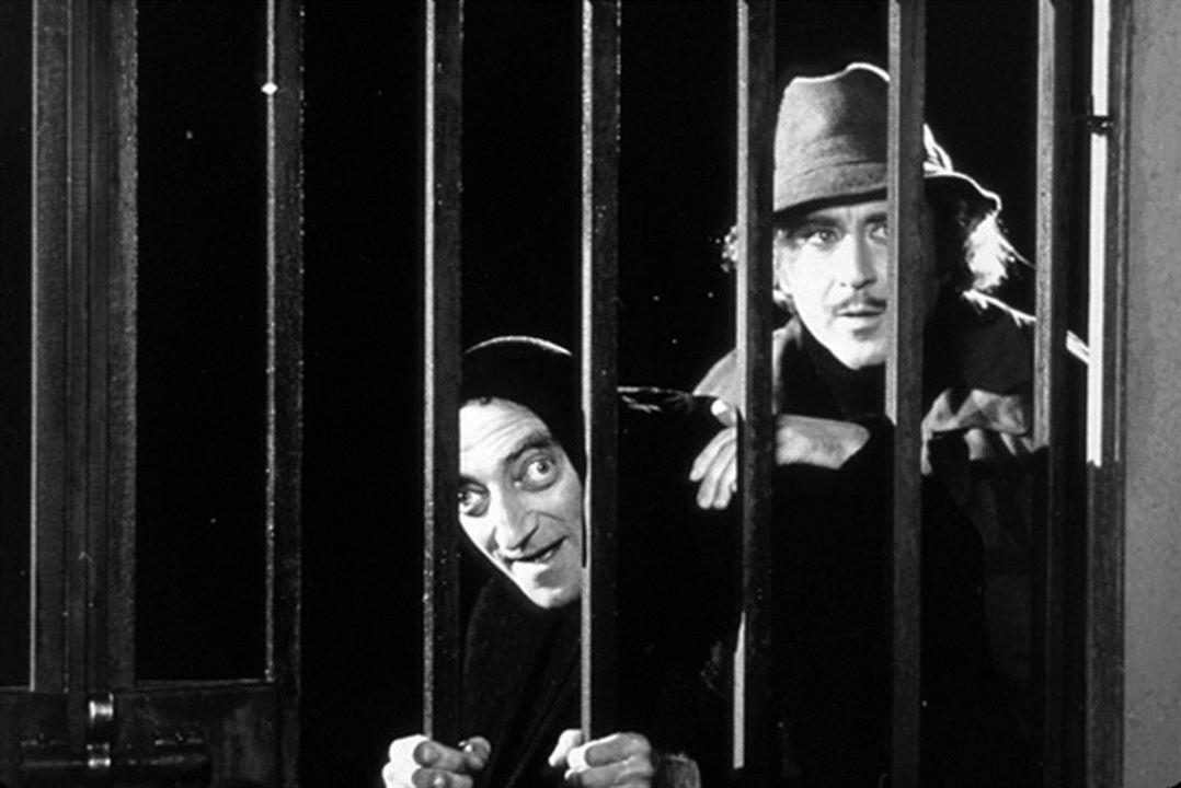 Frankenstein Junior : Photo Gene Wilder, Marty Feldman