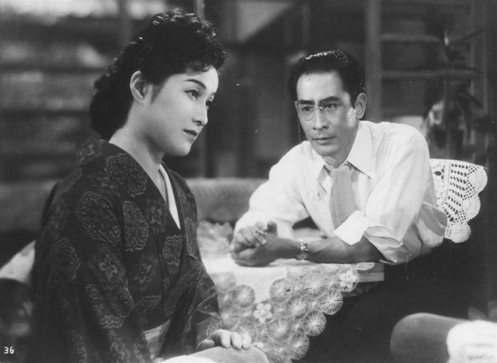 Le Destin de madame Yuki: Michiyo Kogure