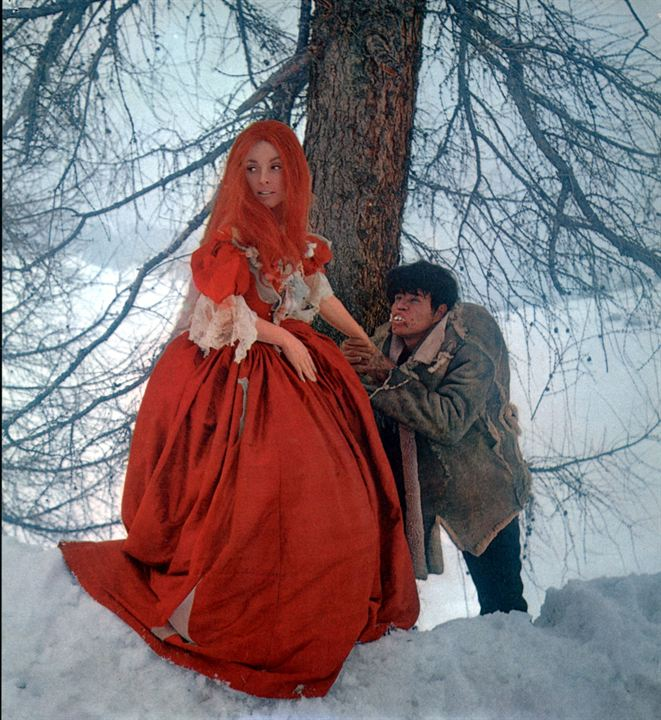 Le Bal des vampires : Photo Roman Polanski, Sharon Tate