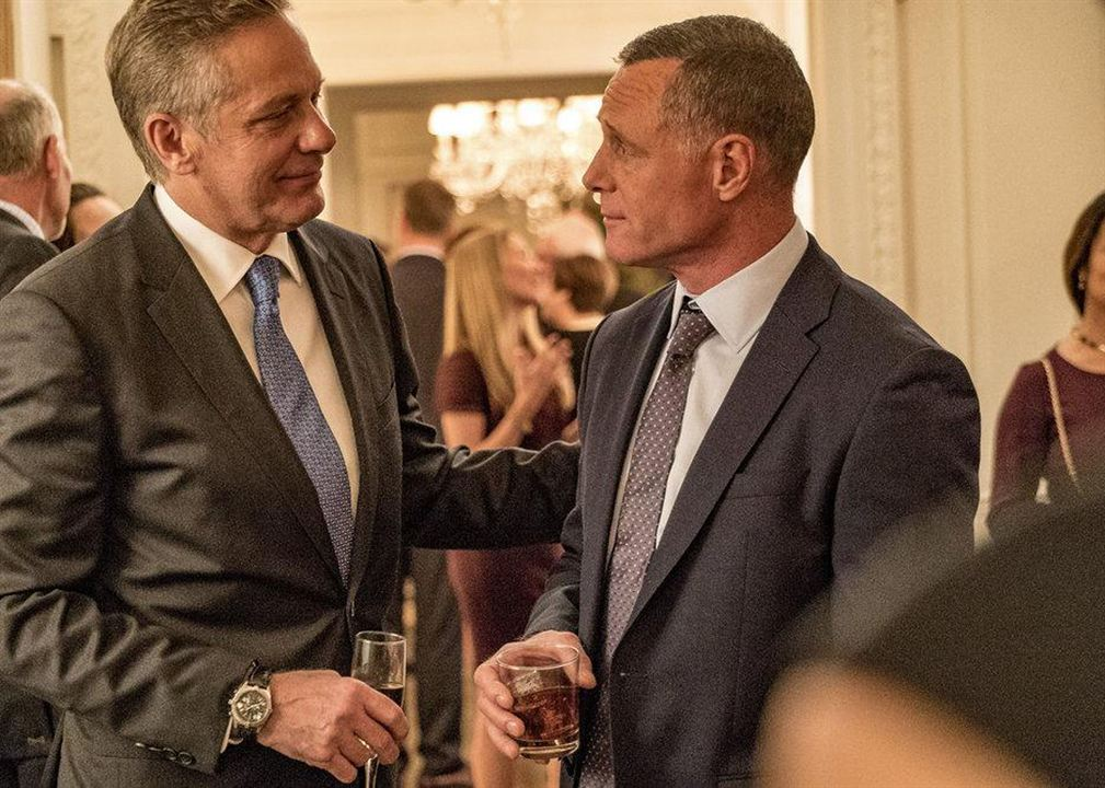 Photo Jason Beghe, Scott Bryce