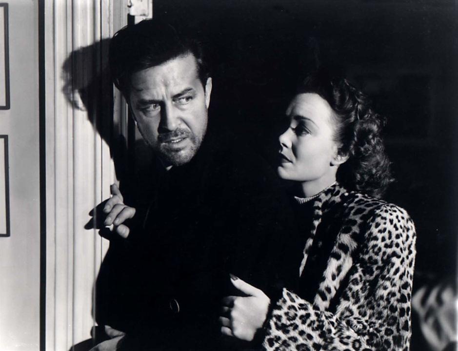 Le Poison : Photo Jane Wyman, Ray Milland