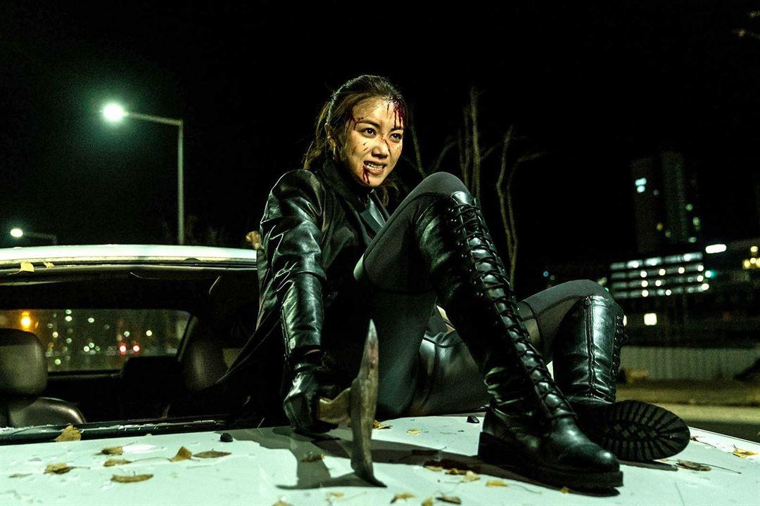 The Villainess: Ok-Bin Kim