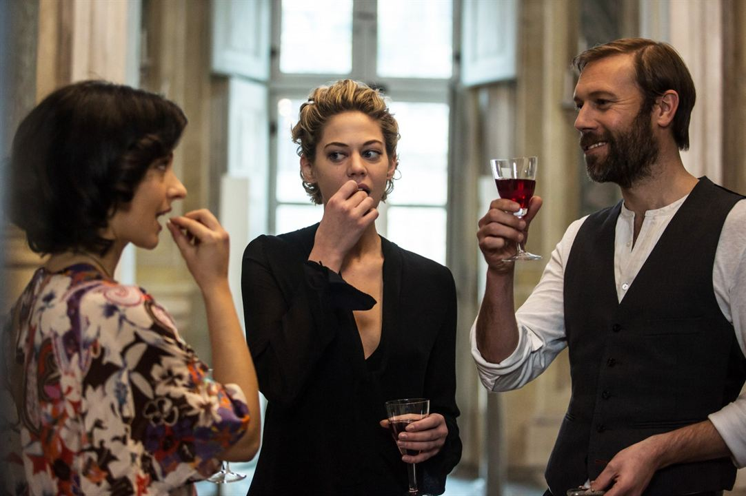 Compulsion : Photo Analeigh Tipton, Jakob Cedergren, Marta Gastini