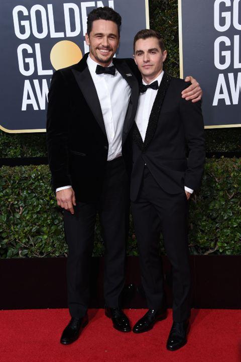 """<span>James Franco - Golden Globe du meilleur acteur dans un film musical ou une comédie pour """"The Disaster Artist""""</span>"""