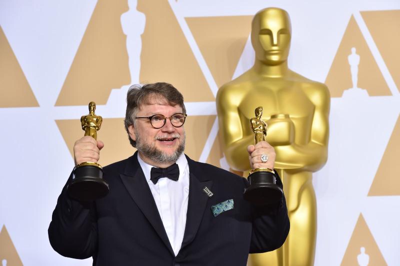 """<span>Guillermo Del Toro - Oscar du meilleur réalisateur et du meilleur film pour """"La Forme de l'eau""""</span>"""