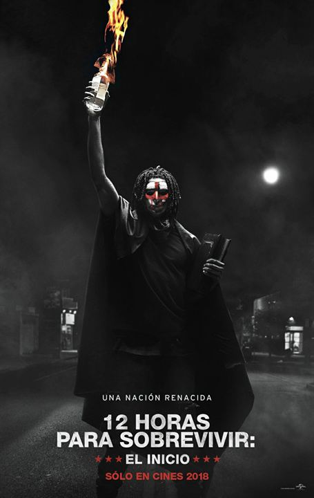 American Nightmare 4 : Les Origines : Affiche
