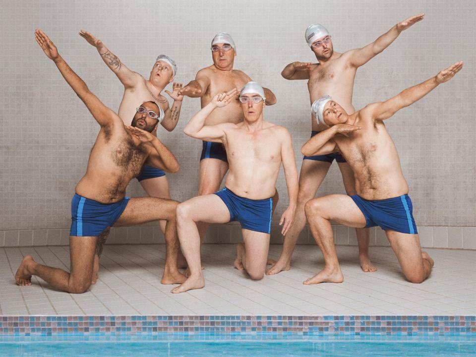 Regarde les hommes nager : Photo Adeel Akhtar, Daniel Mays, Jim Carter, Rob Brydon, Rupert Graves