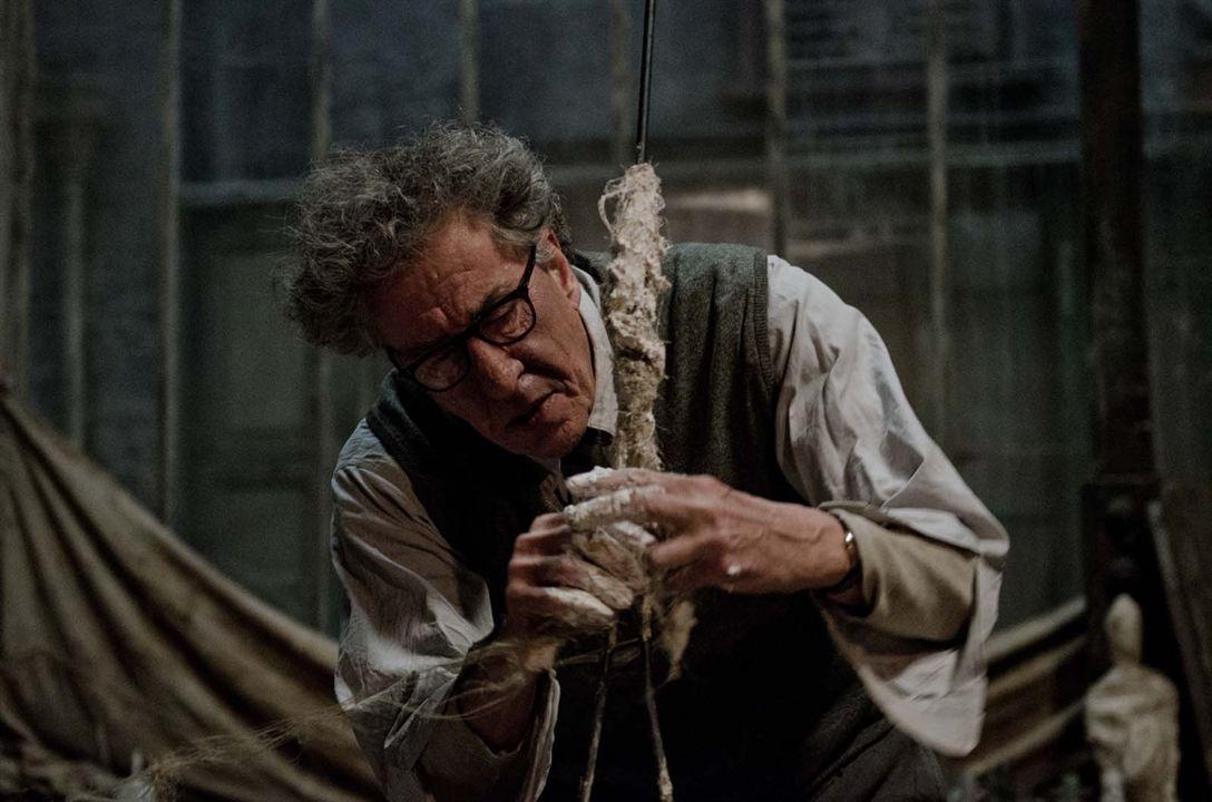 Alberto Giacometti, The Final Portrait : Photo Geoffrey Rush