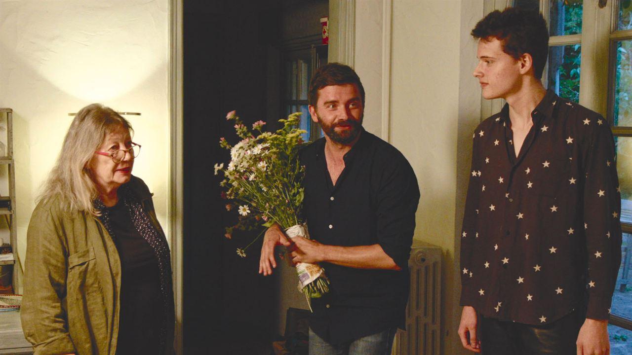 L'Amour Debout : Photo Françoise Lebrun, Pascal Cervo, Samuel Fasse