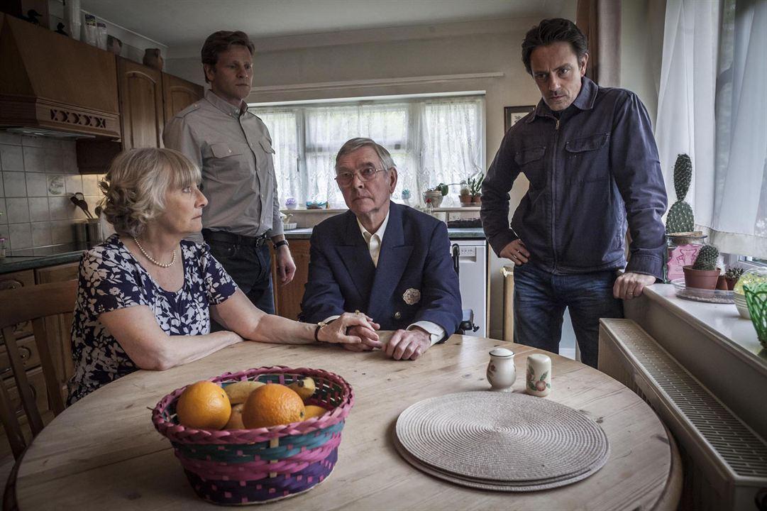 Photo Adam Astill, Dominic Power, Gemma Jones, Tom Courtenay