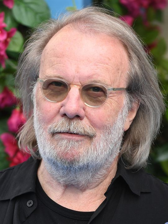 Affiche Benny Andersson