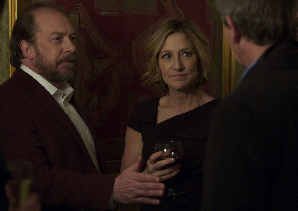 The Land of Steady Habits : Photo Bill Camp, Edie Falco