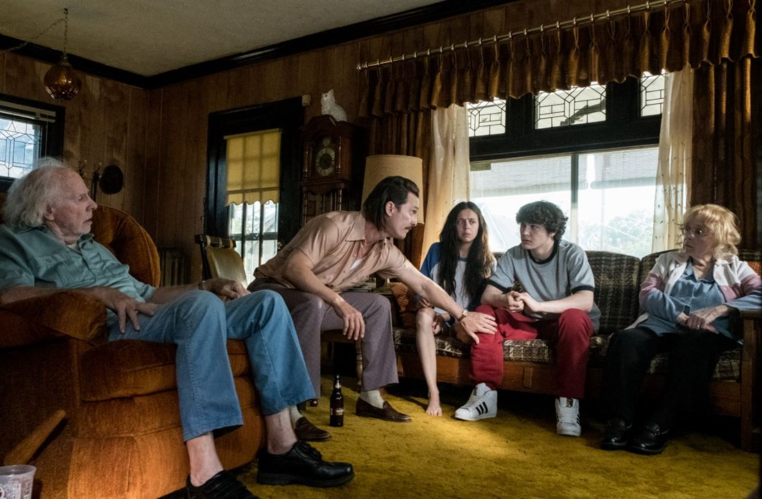 Undercover - Une histoire vraie : Photo Bel Powley, Bruce Dern, Matthew McConaughey, Piper Laurie, Richie Merritt