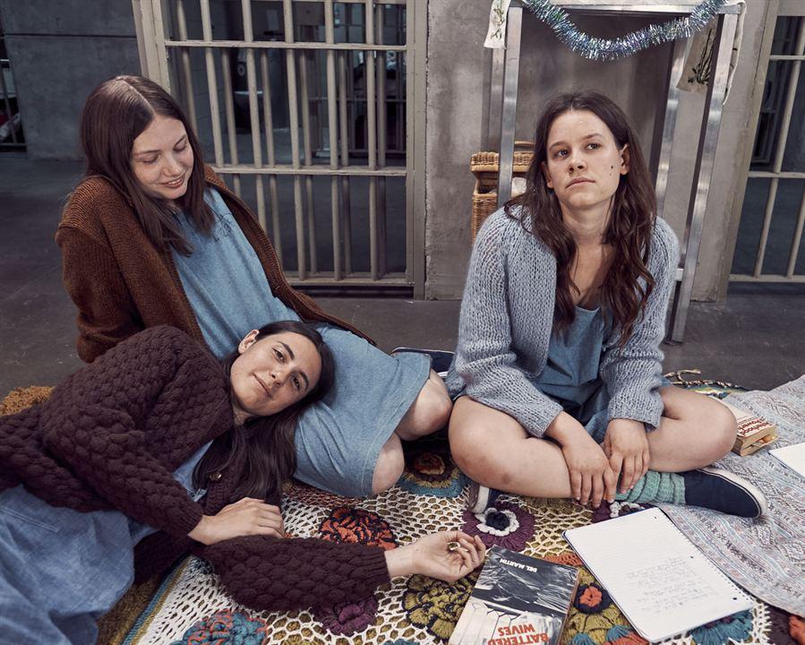 Charlie Says : Photo Hannah Murray, Marianne Rendón, Sosie Bacon