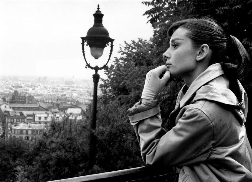 Drôle de frimousse: Audrey Hepburn