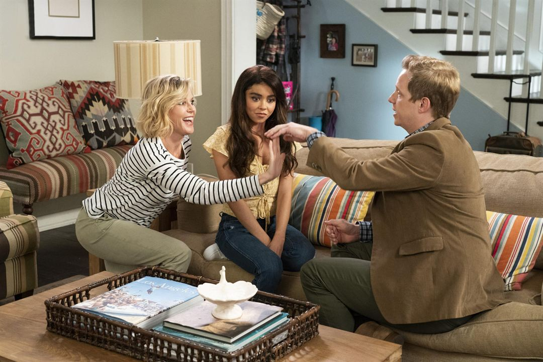 Photo Chris Geere, Julie Bowen, Sarah Hyland
