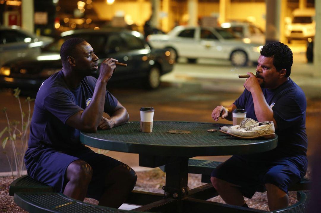 Le Flic de Belleville: Luis Guzman, Omar Sy