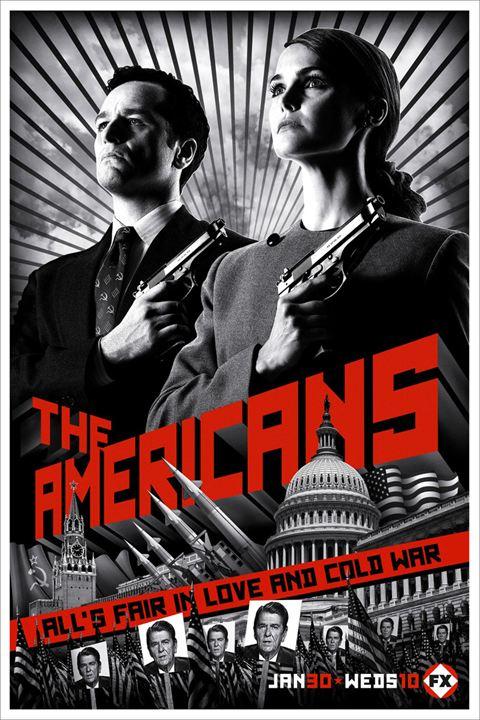 Poster The Americans (2013) - Saison 1 - Affiche 22 sur 76 - AlloCiné