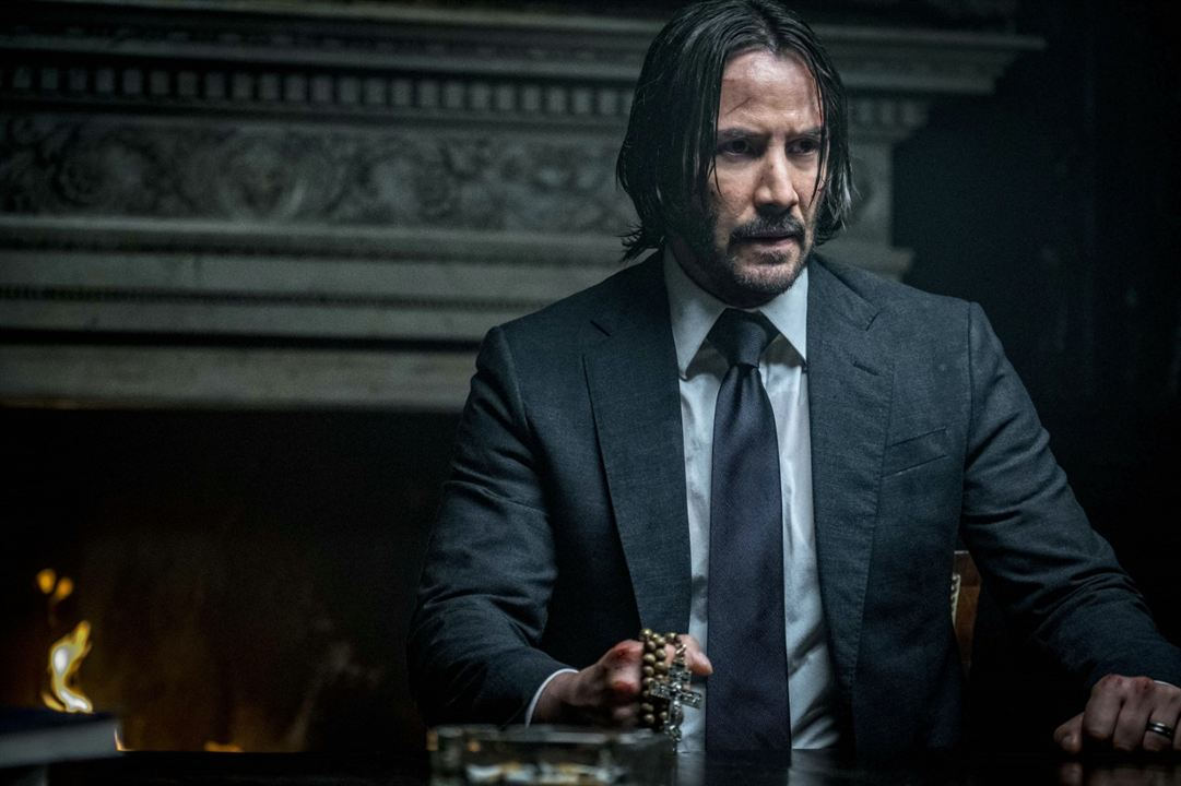 John Wick Parabellum: Keanu Reeves