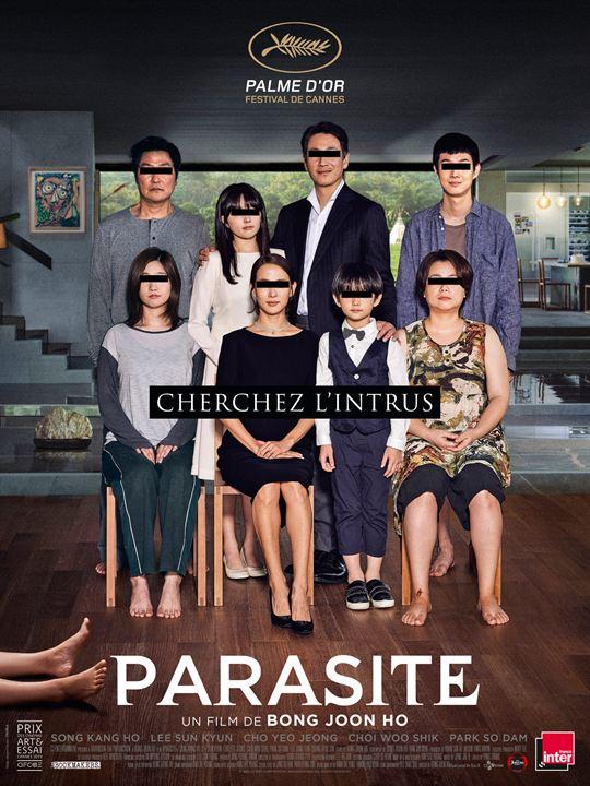 Parasite : Affiche