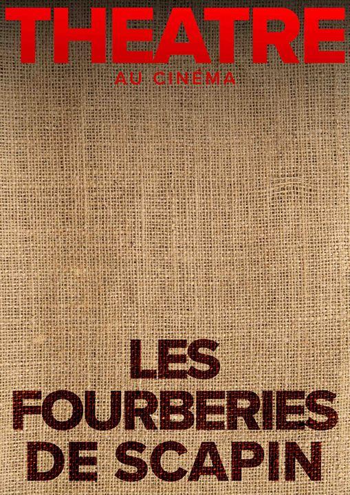 Les Fourberies de Scapin (Comédie-Française) : Affiche