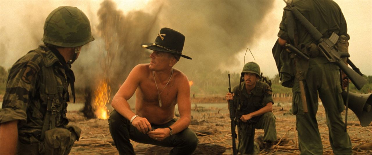 Apocalypse Now Final Cut : Photo Robert Duvall