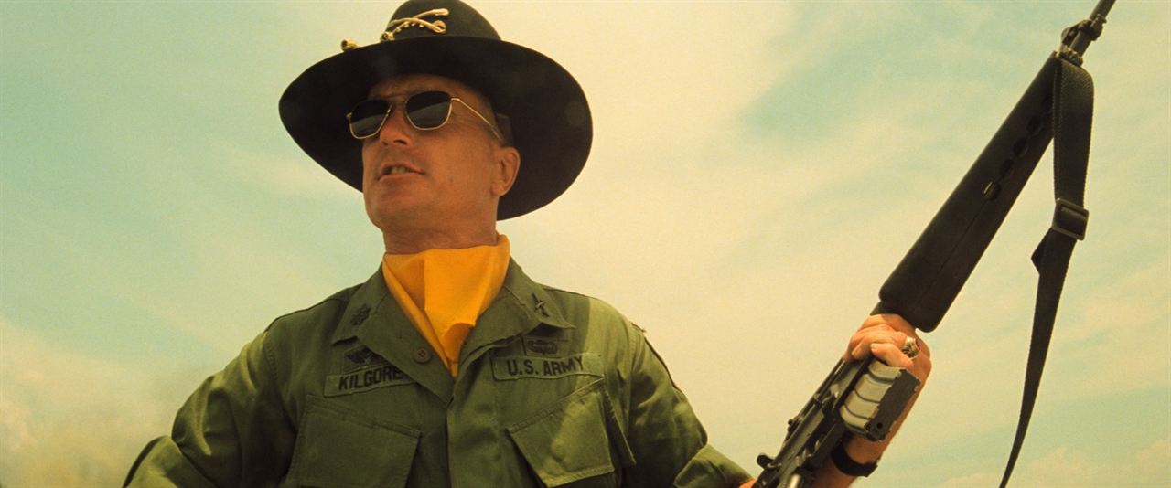 Apocalypse Now Final Cut : Photo Robert Duvall
