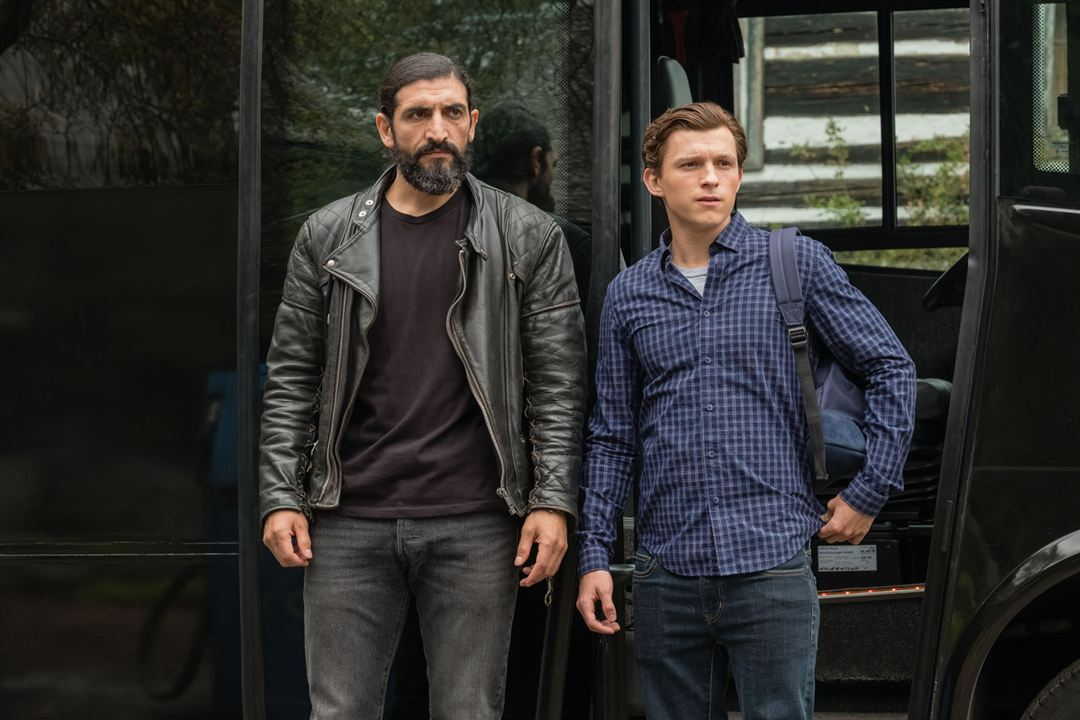 Spider-Man: Far From Home : Photo J.B. Smoove, Tom Holland