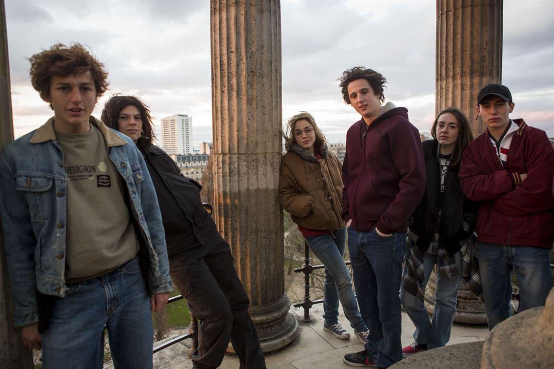 Play : Photo Alexandre Desrousseaux, Alice Isaaz, Gabriel Brunet, Gabriel Caballero